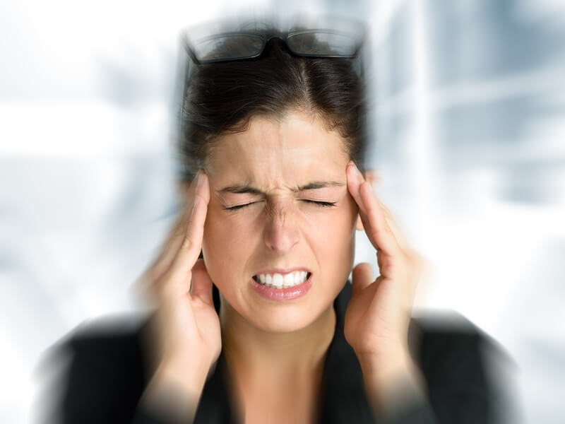 Suffering from headaches?  Fight back naturally!
